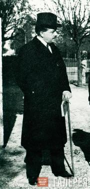 Sergei Diaghilev. 1920s