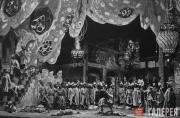 Балет «Шехеразада». Декорации и костюмы Л.С. Бакста. 1914