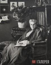 Anna Petrovna Filosofova. 1911