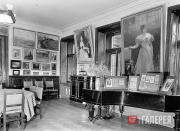 Apartment-Museum of Isaac Brodsky, St. Petersburg.  Interior view