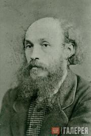 Н.Н. Ге. Флоренция. Конец 1860-х