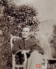 Иван Ге, внук художника