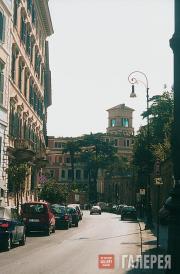 Рим. Вилла Мальта