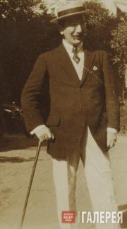 Л.С. Бакст. Карлсбад. 1911