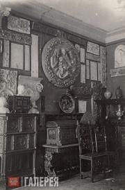 Экспозиция художественно-промышленного музеума имени императора Александра II