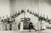 "SCENE FROM ""THE ODE"" BALLET. 1928"