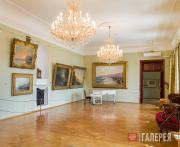 One of the drawing-rooms in Aivazovsky's house, today an exhibition hall. 2016