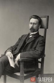 Алексей Александрович Бахрушин. 1900-е