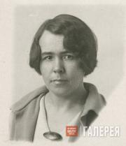 Vera Fyodorovna Rumyantseva,  senior researcher at the Tretyakov Gallery