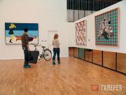 Залы выставки «Москва-Варшава»
