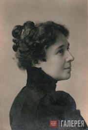 Vera Pavlovna Ziloti. Late 1890s