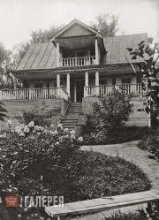 Дача «Песочное», на которой в 1905 году жил и умер В.Э. Борисов-Мусатов