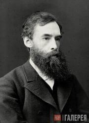 П.М.Третьяков. Фотография. 1884