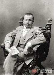 В.Э. Борисов-Мусатов, 1902