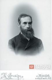 Pavel Tretyakov. 1898