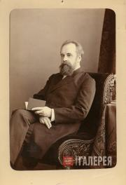 Ателье «Левицкий и сын». Портрет С.М.Третьякова