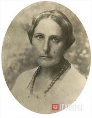 Е.А. Балина. 1931