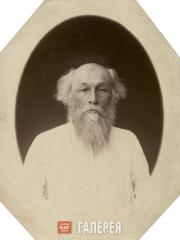 Н.Н. Ге. Начало 1880-х