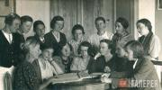 The workers of the Novosibirsk branch