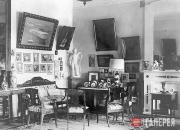 Гостиная в Большом доме. 1910-е