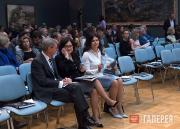 Laurie Bristow, Zelfira Tregulova, Irina Machitski