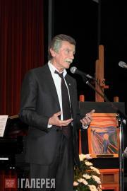 Александр Рожин, главный редактор журнала «Третьяковская галерея»