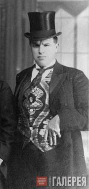 Д.Д.Бурлюк
