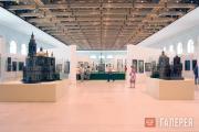 Торжественное открытие выставки, посвященной 250-летию со дня основания Российск
