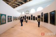 Торжественное открытие выставки,  посвященной 250-летию со дня основания Российс