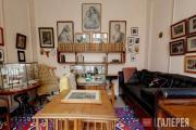 "The study of the Leo Tolstoy House-Museum ""Yasnaya Polyana"""