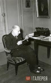 Ivan Kreitor. Paris, 1949