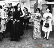 """Exhibition """"Kunst aus der Revolution: Sowjetische Kunst während der Phase der Ko"""
