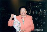 Г-жа Чжан Юнчжэнь, даритель