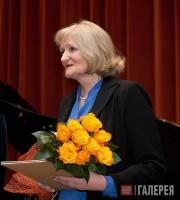 Olga Nasedkina, Laureate of the Pavel Tretyakov Award