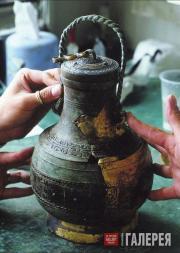 Bronze ware conservation