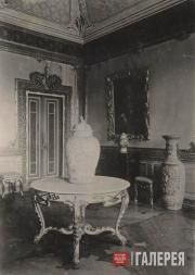Малый Китайский кабинет Китайского дворца. 1925–1927