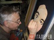 Sergei Shutov working