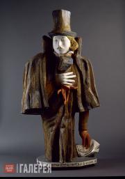 Pologova Adelaida. Nikolai Gogol. 1993