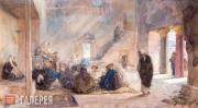 Polenov Vasily. Among the Teachers. 1894