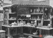 Yakunchikova Maria. A store in the Russian pavilion at the World Fair in Paris.