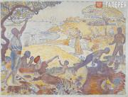 Paul SIGNAC. In the Time of Harmony. 1895-1896