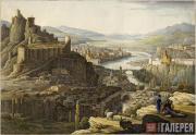 Chernetsov Nikanor. View of Tiflis