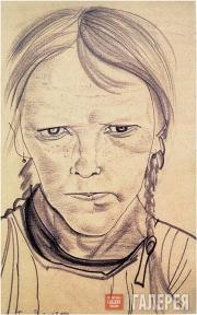 Boris Grigoriev's Drawings