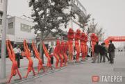 Чень ВЕНЬЦЗИНЬ. Красная память. 2003