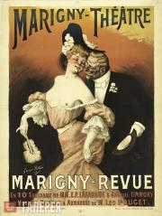 Georges REDON. Marigny-revue. 1905