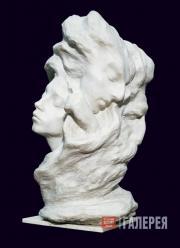 Golubkina Anna. Fog. Vase. 1899