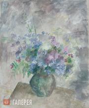 Falk Robert. Blue Bouquet. 1957