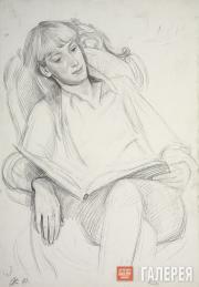 Жилинский Дмитрий. Катя. 1983