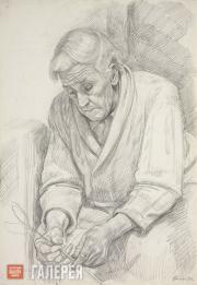 Жилинский Дмитрий. Мама. 1977