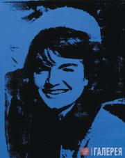 Warhol Andy. Jackie – Smiling (with JFK). 1964